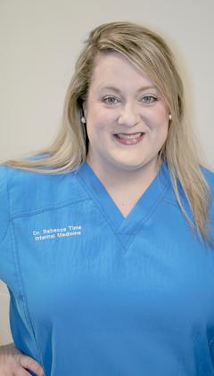 Dr. Rebecca Tims